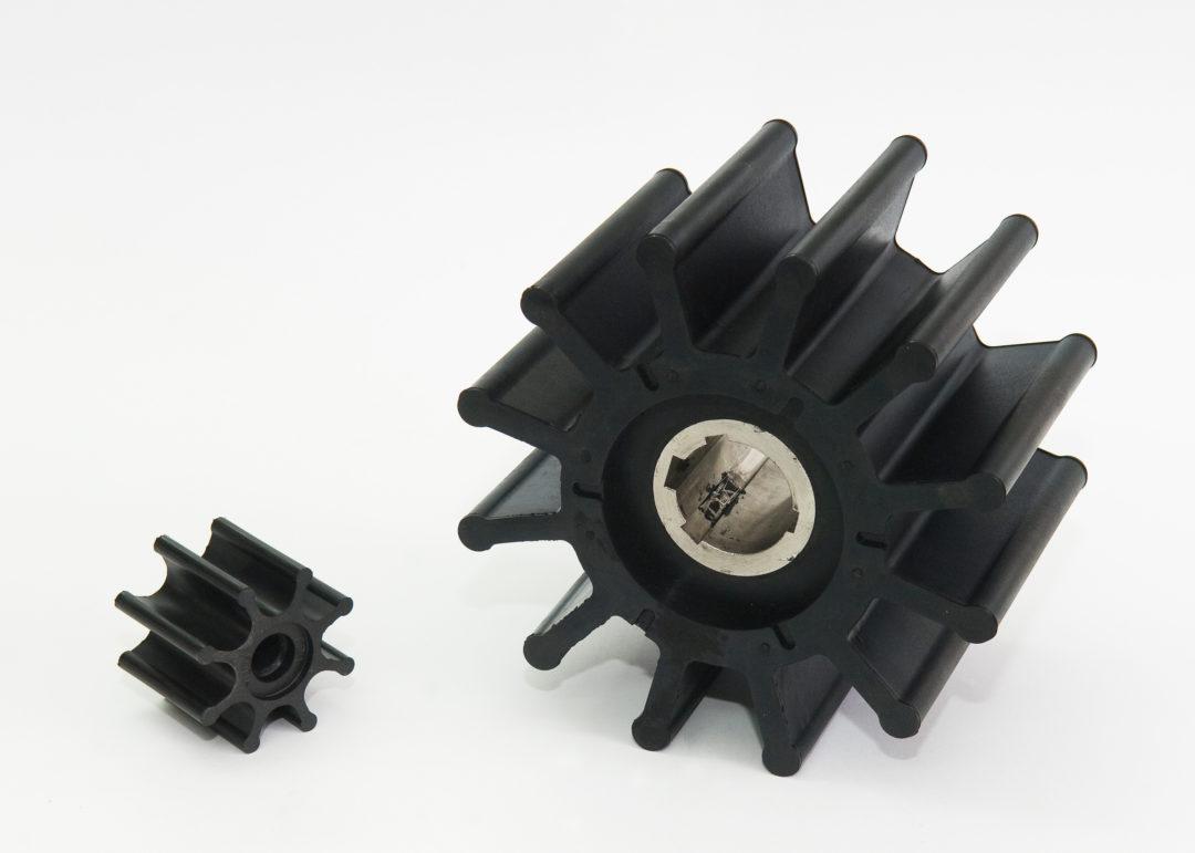 Fabricación de Rodetes Flexibles para bombas de trasiego