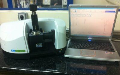 New Infrared Spectroscopy Equipment
